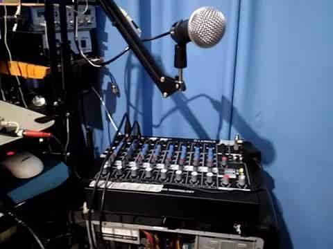 Mesa som em Radio hf