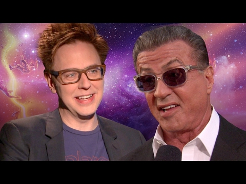 James Gunn's Plans for Stallone and the New Ravagers