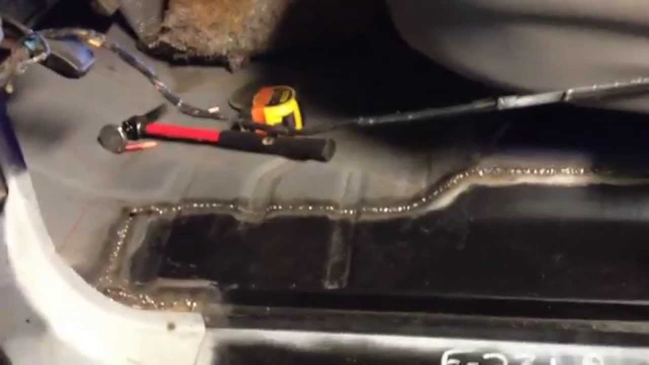small resolution of rocker panel floor replacement f150