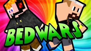 BEDWARS - Szivárvány kihívás! [Minecraft]