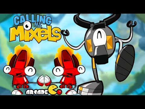 calling all mixels free online game