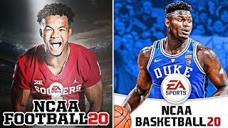 Latest News Regarding The Return Of NCAA Video Games