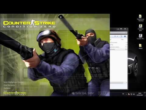 How To Hack Counter Strike And Condition Zero