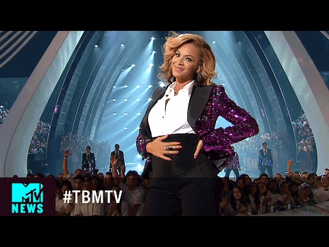 Download Youtube: #TBMTV How Beyoncé Announced Her 1st Pregnancy | MTV News
