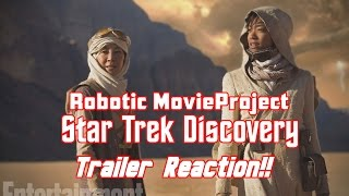 Star Trek Discovery Trailer Reaction