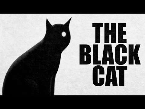 thesis for the black cat In this lesson, we will learn about edgar allan poe's short story, 'the black cat' we examine its main events and characters and analyze the.
