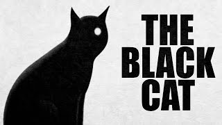 the black cat edgar allan poe halloween scary stories creepypastas classic horror