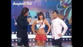 Repeat youtube video Pampita - Baile del Caño Super HOT en ''Bailando Por Un Sueño'' (ShowMatch)