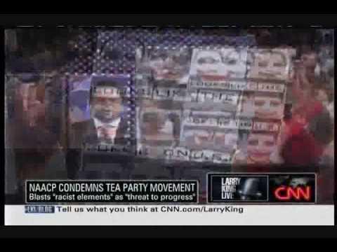 Tea Party Activist vs. Ben Jealous NAACP