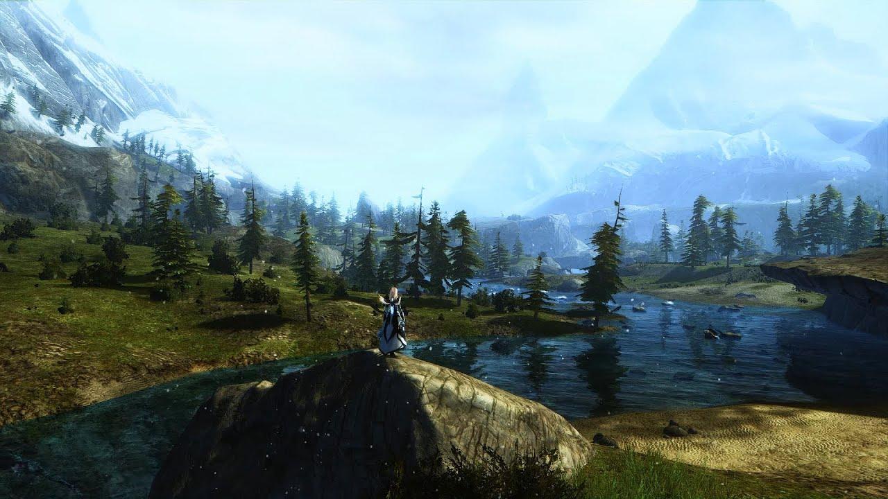 Guild Wars 2 GEMFX Realistic