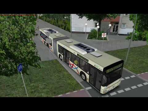 Let's Play Omsi 2 #264 ◄ THE BUS ► AH & LZ Linie 29 | Full-HD