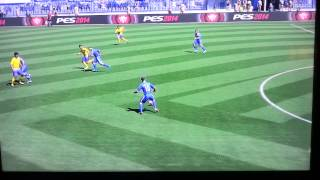 PES 2014 Al-Hilal vs Al-Nassr 2017 Video
