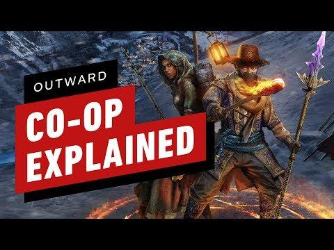 Outward: Split-Screen Co-op Overview Trailer