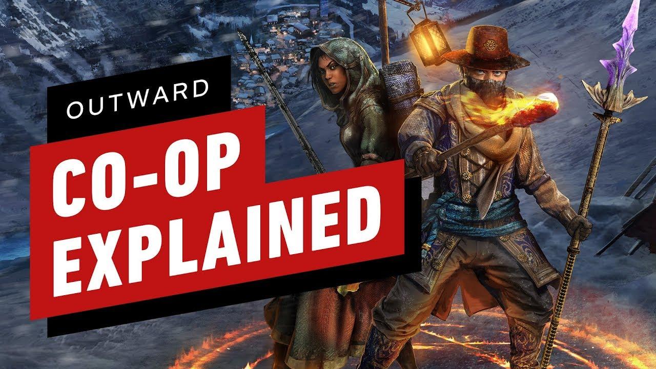 Outward Split Screen Co Op Overview Trailer Youtube