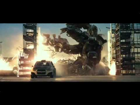 """Transformers: Age of Extinction"" Super Bowl Trailer"
