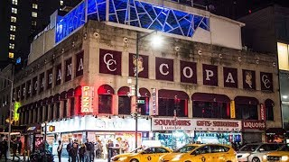 The Copacabana Times Square Nightclub Featuring Dancing, Hip hop And Latin Music