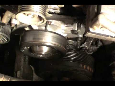 How To Water Pump Replacement GM 3800 V6 ( Change / Install for
