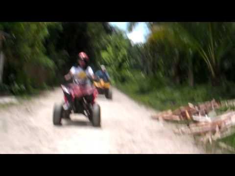 ATV off road in Bohol