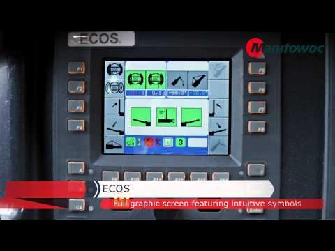 Grove GMK6400 Crane Operations