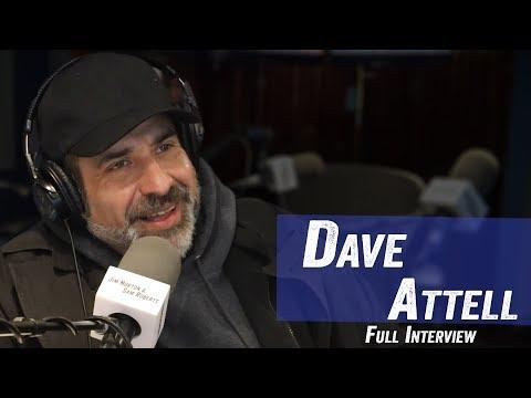 Dave Attell - 'Bumping Mics', Sleeping, Holiday Movies - Jim Norton & Sam Roberts
