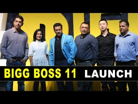 Salman Khan's Bigg Boss 11 Grand Launch Full Video