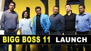 Salman Khan's Bigg Boss 11 Grand Launch Full Video