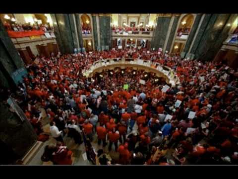 Wisconsin There Is Power In The Union