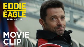 "Eddie the Eagle | ""You're Eddie the Eagle"" Clip 
