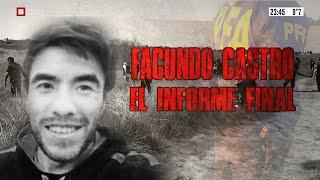 Caso Facundo Astudillo Castro: el informe final