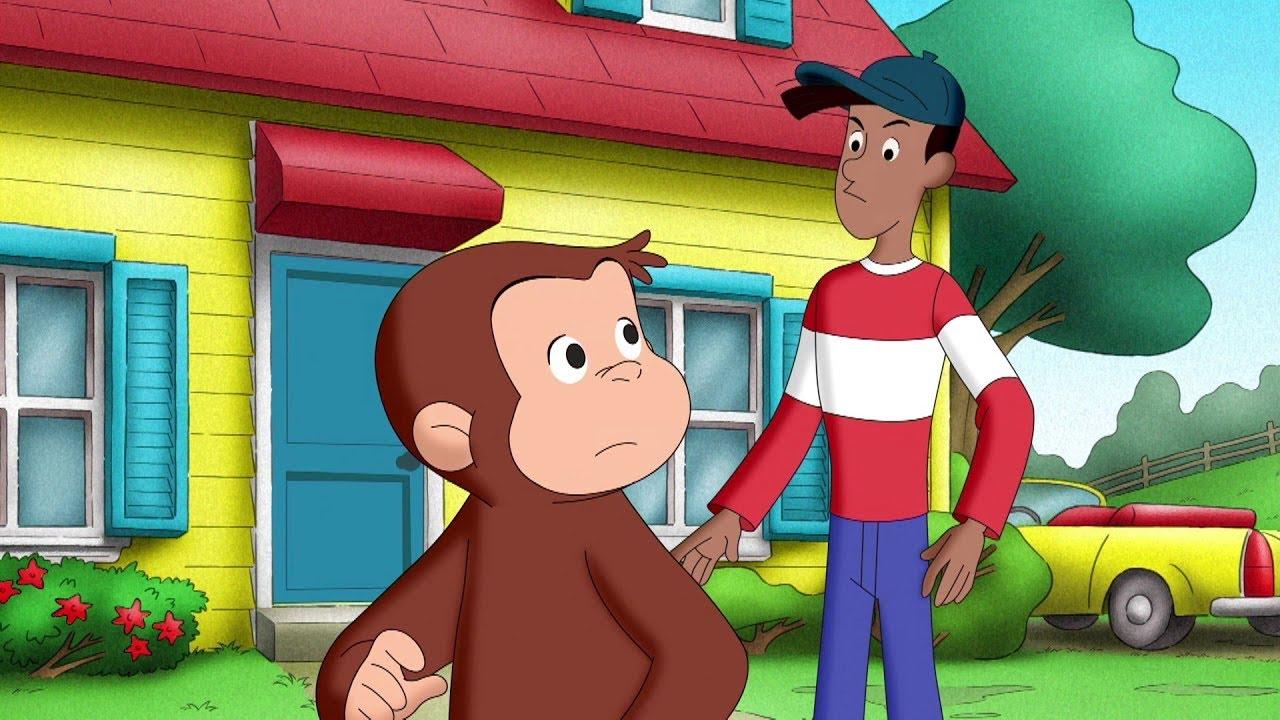 George e o Presente Misterioso 🐵George O Curioso 🐵Jorge O Macaco Curioso 🐵Desenhos Animado