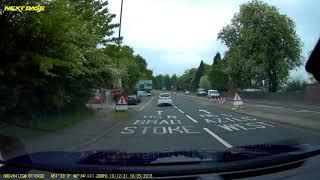 2018-05-16 - white Vauxhall VN11KOW speeding in 30mph zone