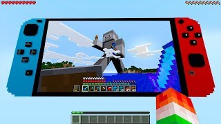 PLAYING MINECRAFT IN MINECRAFT!