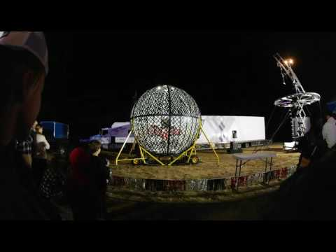 Galaxy Girl, Cycle Circus Live @ Columbia County Fair 11/10/16
