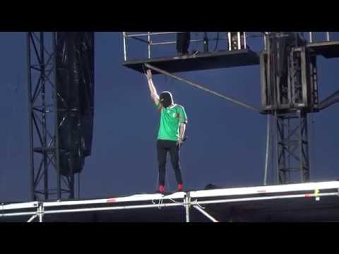 Twenty One Pilots Mexico 2015  - Car Radio @Corona Capital