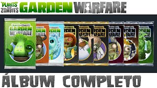 Plants vs. Zombies Garden Warfare - Álbum Completo