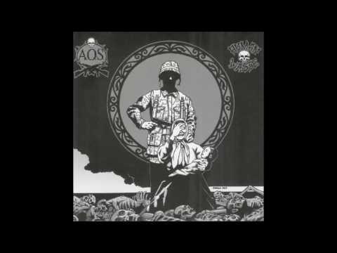 Another Oppressive System (A.O.S) / Human Waste Split EP - 2004 - (Full Album)