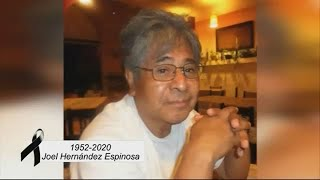 Ciro Gómez Leyva se despide de Joel Hernández Espinosa, cercano colaborador