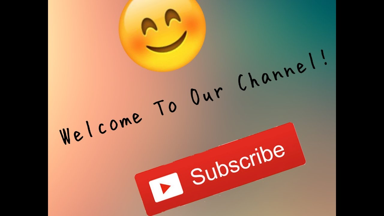 Welcome To Our Channel! ~ M & A Life - YouTube