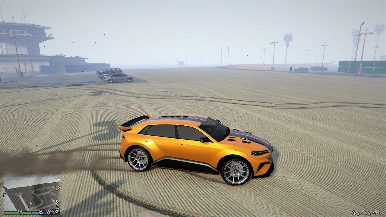 GTA 5 - BEST CAR + POLICE CHASE (TOROS)