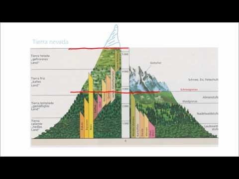 Geographie Einfach Gemacht: Vergleich Alpen - Anden