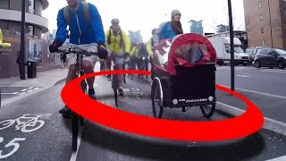 Why Do We Need Segregated Cycle Lanes? @london_cycling #SignForCycling