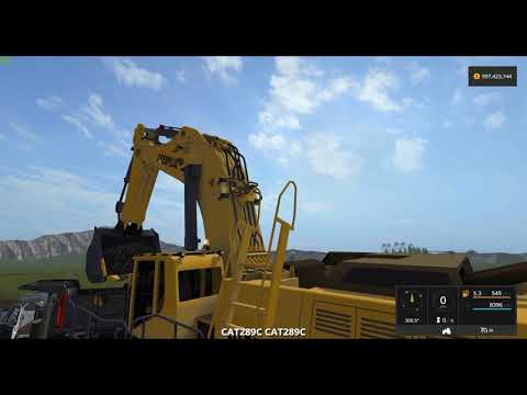 Farming simulator 17 | All This coal and updates