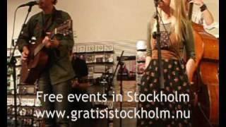 Bo Sundström & Frida Öhrn - Ett Enda Ord Är Mitt, Live at Bengans Stockholm 3(5)