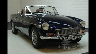 MGB Roadster 1974 -VIDEO- www.ERclassics.com