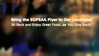 EOFSAA and Ruby Tuesday