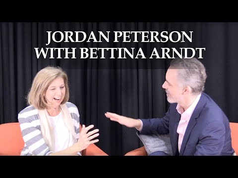 Jordan Peterson's complete talk with Bettina Arndt