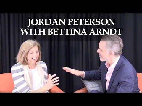 Jordan Peterson's complete talk with Bettina Arndt
