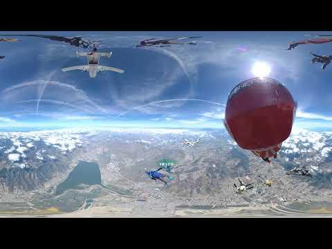360 VR ELSINORE ECHELON THUNDERSTRUCK