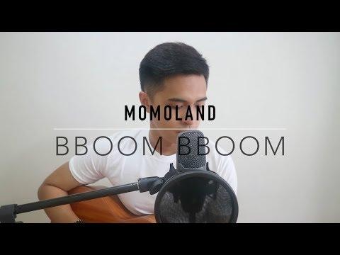 Momoland - Bboom Bboom (English Acoustic) cover by Marlo Mortel