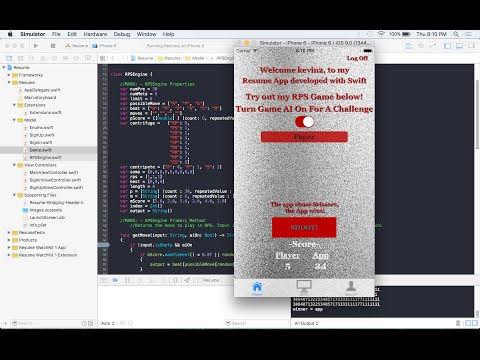 How to Develop iOS Apps with an Algorithm in Swift V7